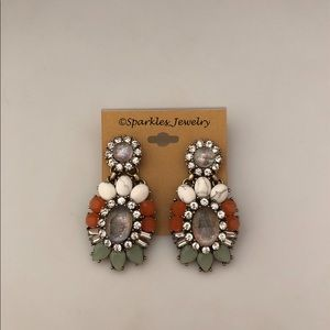 Chloe + Isabel Heritage Blossom Earrings